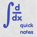 Calculus Quick Notes by Thomas Hodges