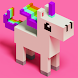 3D Color by Number with Voxels