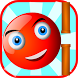 Flappy Red Ball by Raja Biswas