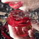 Rainy Rose Lip LWP by Daksh Apps