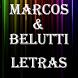 Marcos e Belutti Top Letras by Rainbow Letras