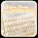 Golden Sandy Glitter Love by GpDev