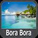 Bora Bora Islands Gps Map Navigator by FLYTOMAP INC