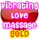 Vibrating Love Massage GOLD by GamesFab