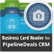 Free Business Card Reader for PipelineDeals CRM by MagneticOne Mobile