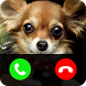 Fake call from dog