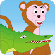 Crocodile and Monkey - Story by Android Gems 2
