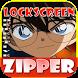 Zipper Lockscreen for Conan: Conan LockScreen 2017 by FunnyGalaxy-BestAppsGames Corp