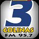 Rádio 3 Colinas 95,7 FM by NewApper