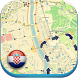 Croatia Offline Map & Weather by Free Offline Maps & Guides