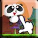 Jumping Panda by John Archpub