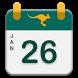 Australia Calendar 2017 - 2018 by Yuno Solutions
