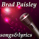 Brad Paisley Songs&Lyrics by MutuDeveloper