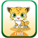 Cute Leopard Theme by Amazing Keyboard Themes
