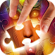 Psychedelic Puzzle Game