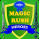 Guide Magic Rush Heroes 2016 by GemsLove Studio
