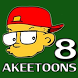 How To Draw Cartoon-Action by Akeetoons.com