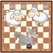 Wolf and Sheep (board game) by M. Brodski Software