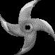 Shuriken(Ninja Star) by Kugelschreiber