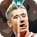 Robert Lewandowski Zipper Lock Screen