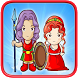 Gods Kids of Rome games by KISSME2017