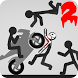Stickman Dismount 2 Annihilation by Stickman games free