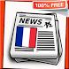 Nouvelles et journaux France by DEvMob