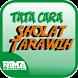 Tuntunan Sholat Tarawih Witir by BimaDev