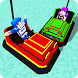Blocky Bumper Cars Destruction by Sablo Games