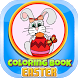 Coloring Book Easter by funny games