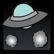 UFO Wants to Survive by Rafael Ramírez Pozo