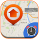 GPS Alarm : Location Alert by Black Orange Corner