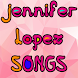 jennifer lopez Songs BEST HITS by M2DEV