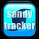 Hurricane Sandy Tracker by Ben Haker