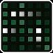 Grid Clock Live Wallpaper by mecasa-software.com