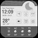 Clock weather elegant by HD Widgets Dev Team