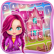 Doll House Custom Keyboard by Pink Girly Apps