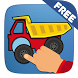 Kids Toddler Car Puzzle Game by Galante