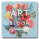 Floral Typography Design by Brook Op