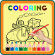 1000 Coloring Pages for Kids by Generus Creative