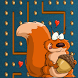 Pac Squirrel by X Apps Studio