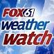 Fox61 Weather Watch by Tribune Broadcasting Company LLC