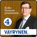 Paavo Väyrynen-Presidenttipeli by Mobilive Entertainment Ltd. Oy