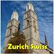 Visit Zurich Switzerland by Zyan App