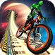 Impossible BMX Bicycle Superhero: Sky Tracks Rider by Gamatar