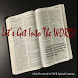 Let's Get Into the Word!