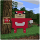 Ugandan Knuckles Mod - Minecraft by Slowax Studio