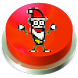 Santa Claus Banana Jelly Button by The Meme Buttons
