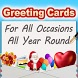 Greeting Cards App - Free by sublime applications