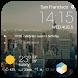 Beautiful Time Weather Widget by HD Widgets Dev Team
